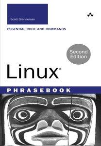 Linux Phrasebook, 2/e (Paperback)-cover