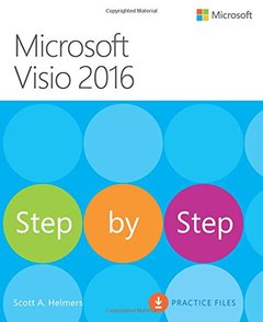 Microsoft Visio 2016 Step By Step (Paperback)-cover