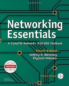 Networking Essentials: A CompTIA Network+ N10-006 Textbook, 4/e (Hardcover)-cover