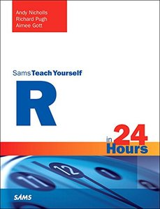 Sams Teach Yourself R in 24 Hours (Paperback)-cover