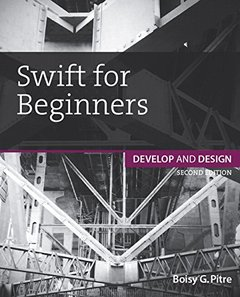 Swift for Beginners: Develop and Design, 2/e (Paperback)-cover