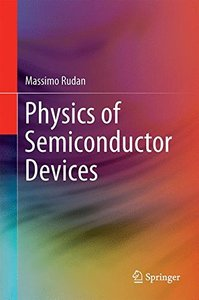 Physics of Semiconductor Devices 2015th Edition (Hardcover)-cover