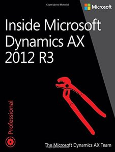 Inside Microsoft Dynamics AX 2012 R3-cover