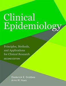 Clinical Epidemiology: Principles, Methods, and Applications for Clinical Research, 2/e (Paperback)-cover