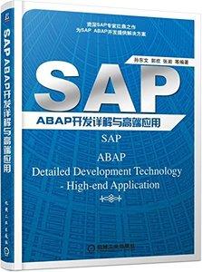SAP ABAP 開發詳解與高端應用-cover