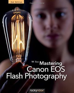 Mastering Canon EOS Flash Photography 2/e (Paperback)-cover