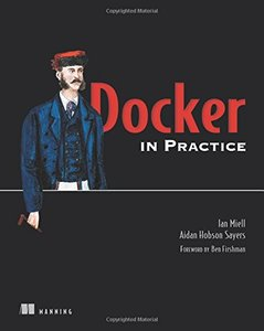 Docker in Practice (Paperback)-cover