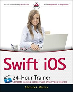 Swift iOS 24-Hour Trainer, 11/e (Paperback)