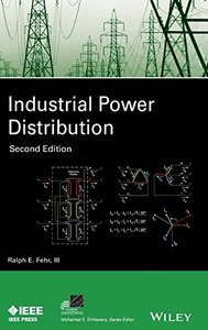 Industrial Power Distribution 2/e (Hardcover)-cover