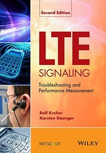 LTE Signaling. 2/e (Hardcover)-cover