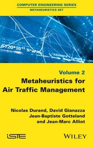 Metaheuristics for Air Traffic Management (Hardcover)-cover