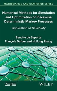 Numerical Methods for Simulation and Optimization of Piecewise Deterministic Markov Processes (Hardcover)-cover