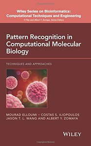 Pattern Recognition in Computational Molecular Biology: Techniques and Approaches (Hardcover)-cover