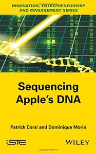 Sequencing Apple's DNA (Hardcover)-cover