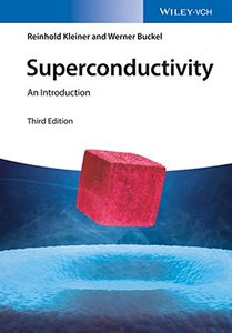Superconductivity: An Introduction 3/e (Paperback)-cover