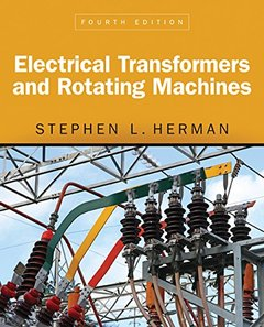 Electrical Transformers and Rotating Machines 4/e (Paperback)-cover
