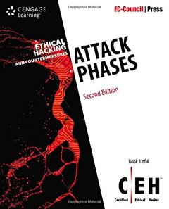 Ethical Hacking and Countermeasures: Attack Phases 2/e (Paperback)-cover