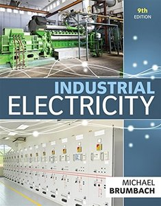 Industrial Electricity 9/e (Hardcover)-cover