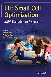 LTE Small Cell Optimization: 3GPP Evolution to Release 13 (Hardcover)-cover