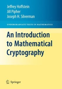 An Introduction to Mathematical Cryptography (Paperback)-cover