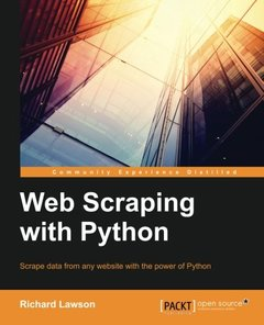 Web Scraping with Python-cover