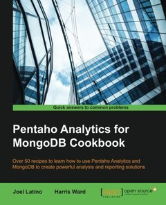 Pentaho Analytics for MongoDB Cookbook-cover