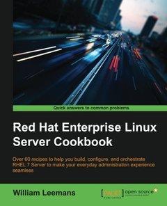 Red Hat Enterprise Linux Server Cookbook-cover