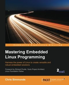 Mastering Embedded Linux Programming (Paperback)-cover