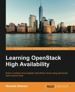 Learning OpenStack High Availability-cover