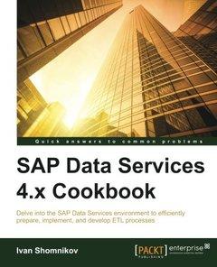 SAP Data Services 4.x Cookbook-cover