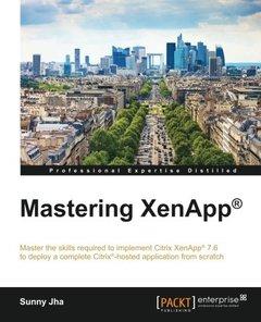 Mastering XenApp®-cover