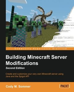 Building Minecraft Server Modifications,  2/e(Paperback)-cover