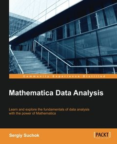 Mathematica Data Analysis-cover