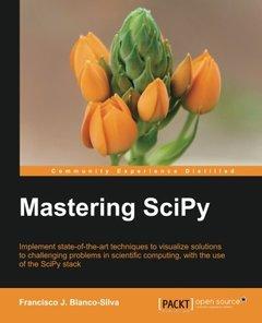 Mastering SciPy-cover