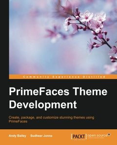 Primefaces Theme Development-cover