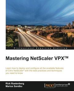 Mastering Netscaler VPX-cover