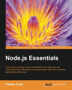 Node.js Essentials (Paperback)-cover
