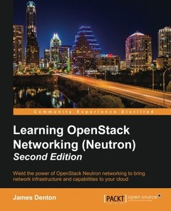 Learning OpenStack Networking (Neutron),  2/e(Paperback)-cover