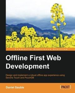 Offline First Web Development-cover