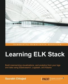 Learning ELK Stack-cover