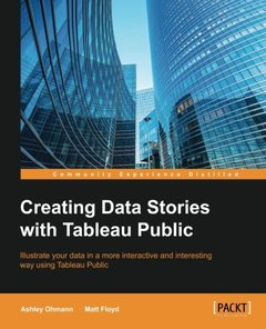 Creating Data Stories with Tableau Public-cover