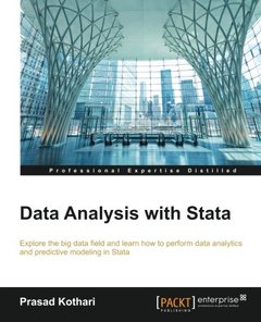 Data Analysis with STATA-cover