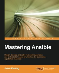 Mastering Ansible-cover
