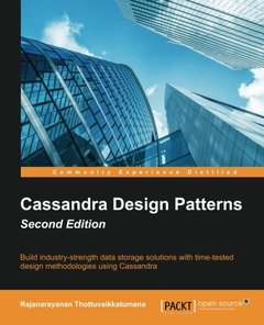 Cassandra Design Patterns,  2/e(Paperback)-cover