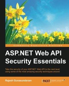 ASP.NET Web API Security Essentials(Paperback)-cover