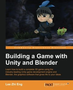 Building a Game with Unity and Blender-cover