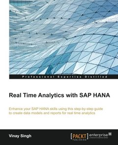 Real Time Analytics with SAP Hana-cover