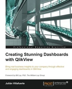 Creating Stunning Dashboards with QlikView-cover