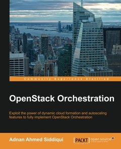 OpenStack Orchestration-cover