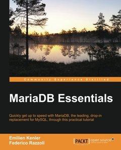 MariaDB Essentials-cover